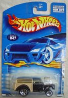 Mattel Hot Wheels : Morris Wagon - Unclassified
