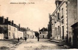 BRINON SUR BEUVRON -58- LA POSTE - Brinon Sur Beuvron