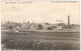 Bellegem - Panorama (côté Est) - Edit. De Vaere-Foulon Belleghem - Kortrijk