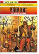 Lot De 2 Albums BD Indiana Jones (La Cité De La Foudre Et Le Secret Des Pyramides) - Collection Shell - Books, Magazines, Comics