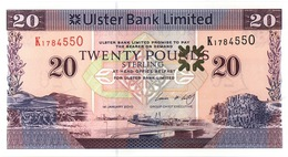 NORTHERN IRELAND 20 POUNDS 2010 P-342 UNC  [IEN938d] - [ 2] Ireland-Northern