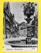 CPSM AUTRICHE VORARLBERG FELDKIRCH MARKSTRASSE ( Foto Riscklau W11.097 ) - Feldkirch