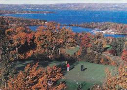 Cape Breton NS - Dunde Resort - Golf Course - Cape Breton
