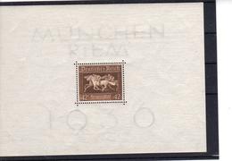 Deutsches Reich Block 4 Postfrisch **  (  N  5635  ) - Deutschland