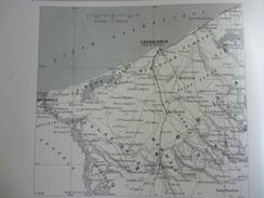 Maroc , La Chaouia 1914 - Historical Documents