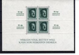 Deutsches Reich Block 9 Postfrisch **  (  N  5632  ) - Deutschland
