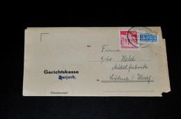 263- Gerichtskasse Herford - Deutschland
