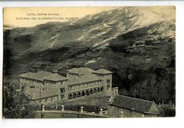 A 18781   -   2 Cartes  -  Hôtel Sierra Nevada  -  Sucursal Del Alhambra Palace  -  Granada - Granada