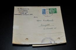 264- Rechnung Aus Enniglow Bünde1954 - Deutschland