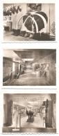 17 - Ile D'Aix - Museum Africain Gourgaud : 3 Photos  Provenant D'une Pochette (n° 1, 4 Et 5) - Photo Muro (vers 1955) - Sonstige Gemeinden