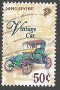 Singapore. 1997 Transportation. 50c Used. SG 875 - Singapore (1959-...)