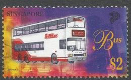 Singapore. 1997 Transportation. $2 Used. SG 880 - Singapore (1959-...)