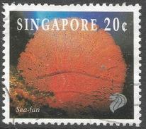 Singapore. 1994 Reef Life. 20c Used. SG 743 - Singapore (1959-...)