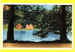 * Tervueren - Tervuren (Vlaams Brabant - Brussel) * (Uitgave H. Hartcollege) Spaans Huis En Vijvers, Maison Espagnole - Tervuren