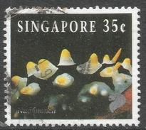 Singapore. 1994 Reef Life. 35c Used. SG 746 - Singapore (1959-...)