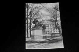 22- Lugano, Genève, Monument De J.J. Rousseau - GE Geneva