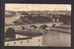 CPA ALLEMAGNE - NEU ULM - Neu-Ulm A. D. - Très Jolie Vue Générale De La Ville Et Du Fleuve - Neu-Ulm