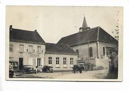 57 - Carte Glacée Non Titrée Mais Il S' Agit De VAL-de-GUEBLANGE ( Moselle ) RARE - Voitures Anciennes Et Corbillard. - Other Municipalities