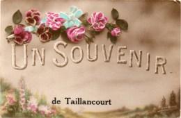 TAILLANCOURT - Unclassified