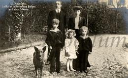ROYALTY / Belgium / Belgique / Koning Albert I / Roi Albert I / King Albert I / Reine Elisabeth / Leopold / Charles - Familles Royales
