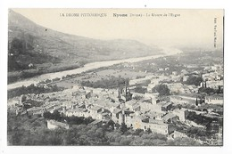 NYONS  (cpa 26)  La Rivière De L'Eygue  -   - L 1 - Nyons