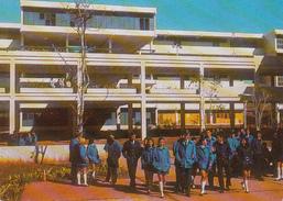Cuba - Habana Havana - Lenine Lenin Vocational School - Foto Estudio Revolucion - 2 Scans - Cuba