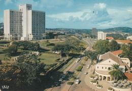 Africa Afrique - Uganda Ouganda - Apolo Hotel Appolo - Street Rue - By Taws Ltd Kampala - 2 Scans - Uganda