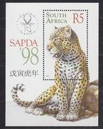 South Africa 1998 Sapda M/s ** Mnh (33920C) - Blokken & Velletjes