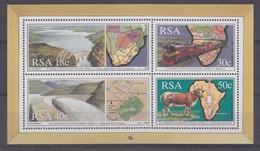South Africa 1990 Cooperation In Southern Africa M/s ** Mnh (33921A) - Blokken & Velletjes