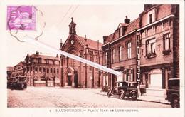 HAUBOURDIN - Place Jean De Luxembourg - Haubourdin