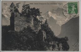 Ruine Unspunnen Bei Interlaken - Photoglob No. L 9898 - BE Berne