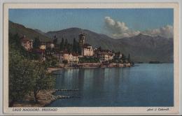 Lago Maggiore: Brissago - Photo: J. Gaberell No. 7232 - TI Tessin