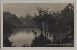 Vierwaldstättersee Mit Bristenstock - Photo: M. Aschwanden - UR Uri
