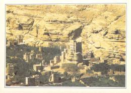 Asie -YEMEN Wadi Dhar L'ancien Palais Du Chef Musulman Imam Yahya Al-Mutawakkil *PRIX FIXE - Yémen