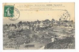 DOMME  (cpa 24)  Vue Générale -  - L 1 - France