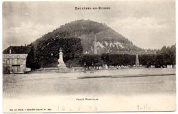 CPA 88 ( Vosges  ) - BRUYERES EN VOSGES - Place Stanislas ( Precurseur ) 1902 - Bruyeres
