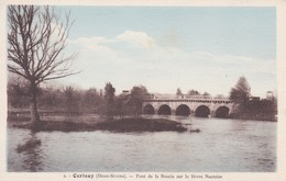 79----CERIZAY---pont De La Brande Sur La Sévre Nantaise--voir 2 Scans - Cerizay