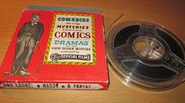 LAUREL & HARDY E IL FANTASMA 602 OFFICIAL FILMS 8 MM. - Pellicole Cinematografiche: 35mm-16mm-9,5+8+S8mm