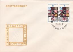 Allemagne DDR - Lettre - [6] Democratic Republic