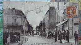 Villeneuve St Georges,inondations - Villeneuve Saint Georges