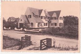 De Haan: Villa Champi. - De Haan