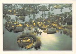 Asie > Iraq -IRAK - Khawr Al Hammar - Lacs Les Derniers Habitants Maadans Vivent Sur Des Ilots De Roseaux  *PRIX FIXE - Iraq