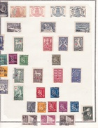 Finlande - Collection Vendue Page Par Page - Timbres Oblitérés / Neufs* (avec Charnière) - Qualité B/TB - Gebraucht