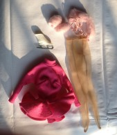 Original Barbie Vintage Cloth #1629 Skater's Waltz - Barbie