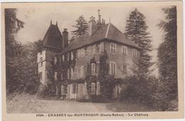 Chassey-les-Montbozon. Le Chateau. - Frankreich