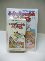 IL ETAIT UNE FOIS LA VIE : Le Corps Humain N° 2 + K7 VHS - Albert BARILLE - Ed FABBRI-HACHETTE FR3 - Livres Parlés