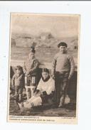 CHASSEUR GROENLANDAIS AVEC SA FAMILLE - Groenland