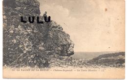 DEPT 08 : 2 Scans : Chateau Regnault , La Roche Blanche ( Animé ) - France