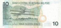 PERU P. 179b 10 S 2006 UNC - Peru