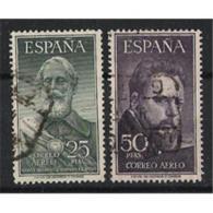 ES1124-LFTU1124/25MSTCSC.España. Spain.Espagne.Viajero LEGARPI Y SOROLLA,Pintor .1953.( Ed 1124/5º) - Sin Clasificación